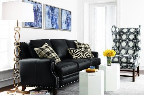 Best Posted On Houzz Com By Horchow Massoud Brockton Leather This Month