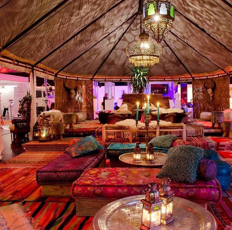 Best Bohemian Style Decor Marrakech Setting Boho Home This Month