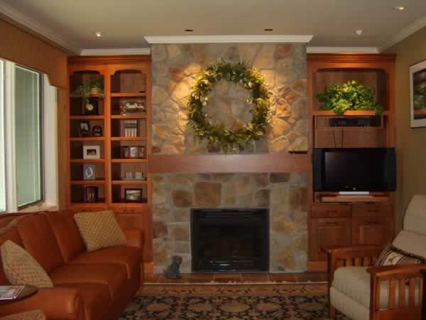 Best Family Room Decorating Ideas With Fireplace Small Family This Month