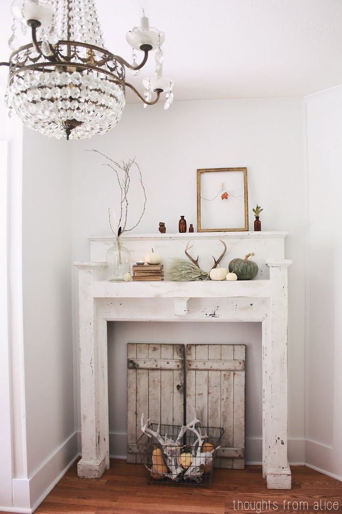 Best Thoughts From Alice Fall Home Tour 2014 Rustic And This Month