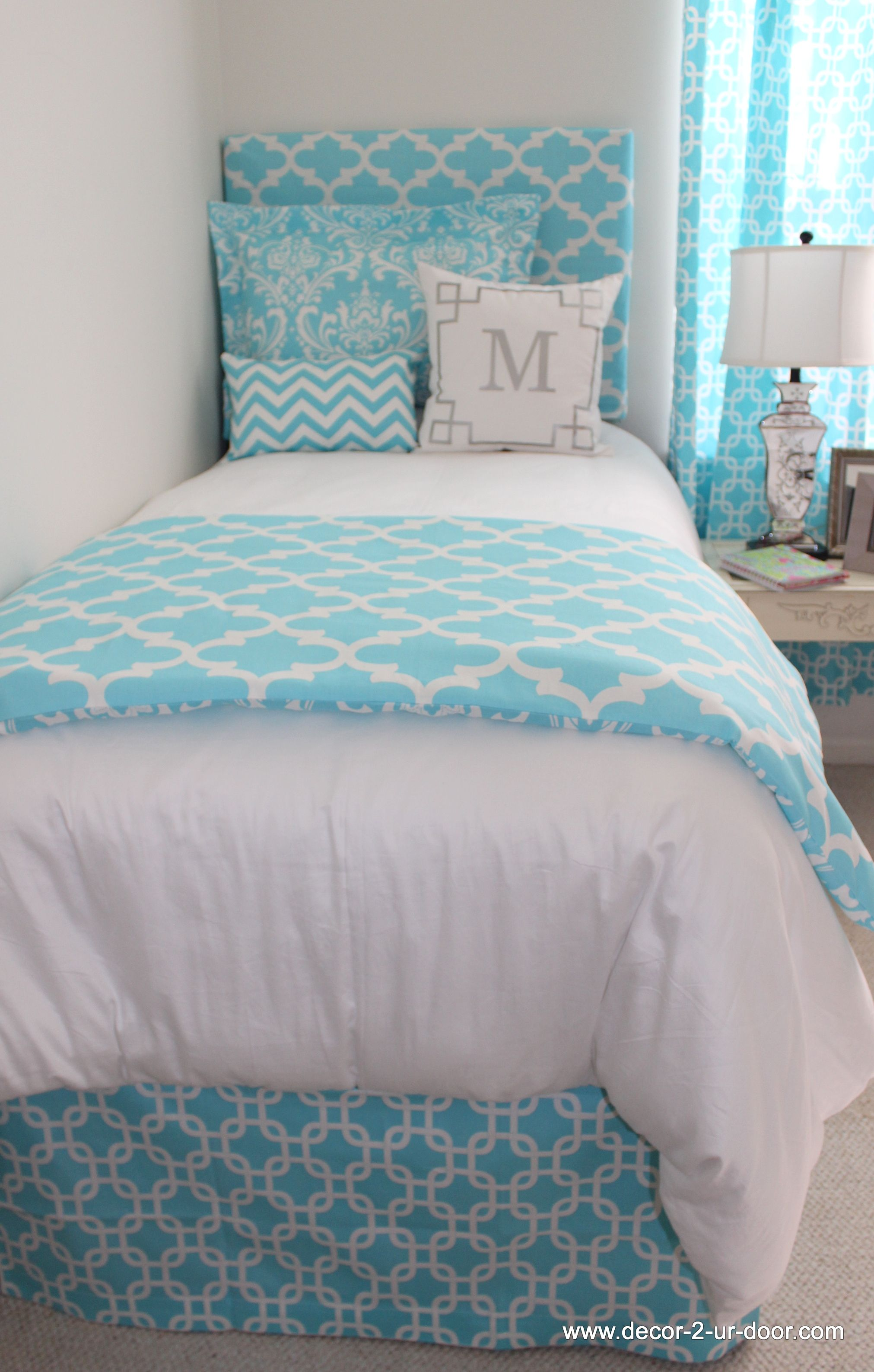 Best Bright Blue Bedding Perfect For Home Or Dorm Popular This Month