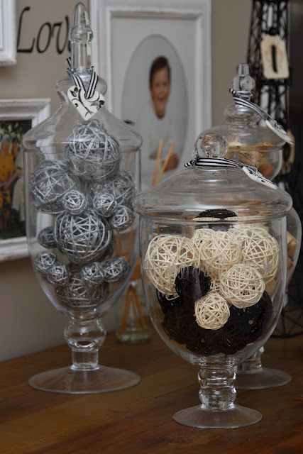 Best Creative Ideas Of Apothecary Jar Decorating Ideas 5 This Month