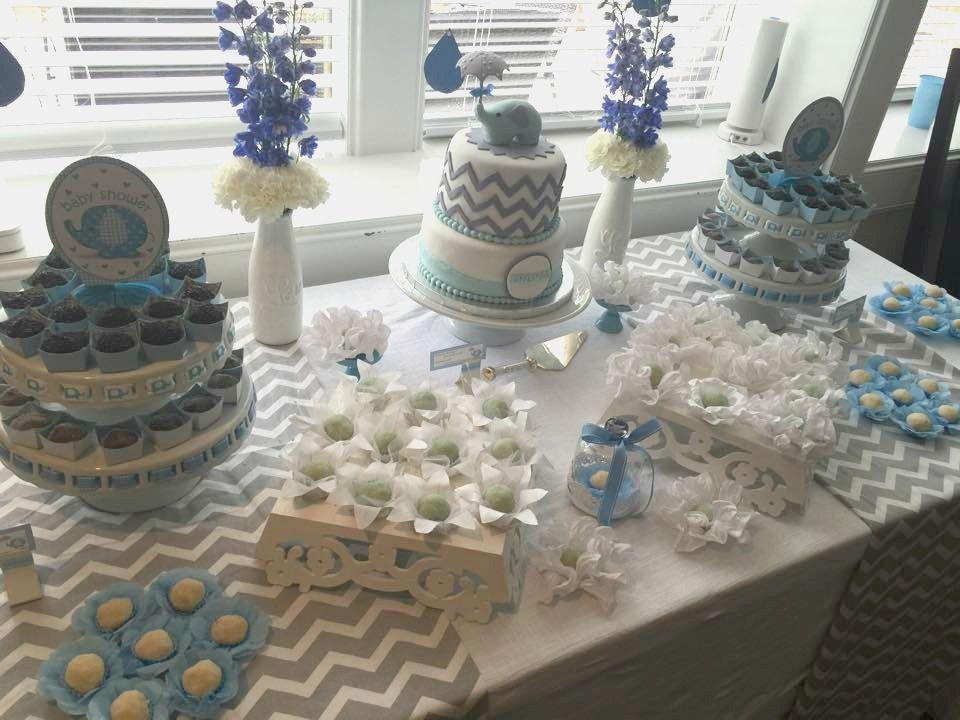 Best Elephant Baby Shower For Baby Boy 2 Baby Shower Ideas This Month