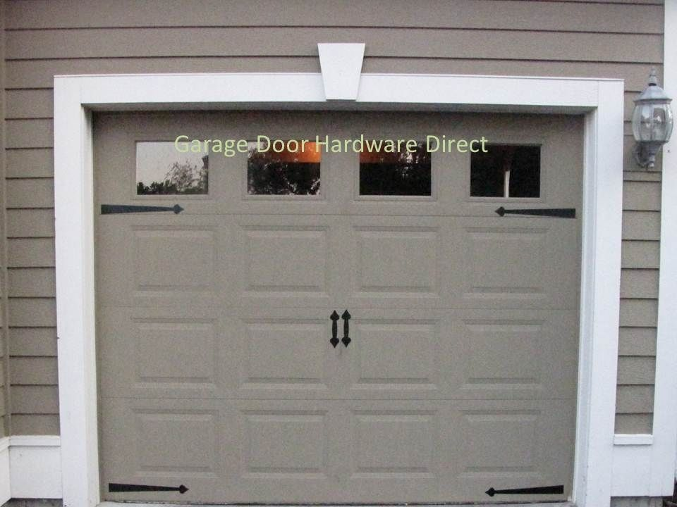 Best Decorative Carriage House Garage Door Hardware Direct Kits This Month