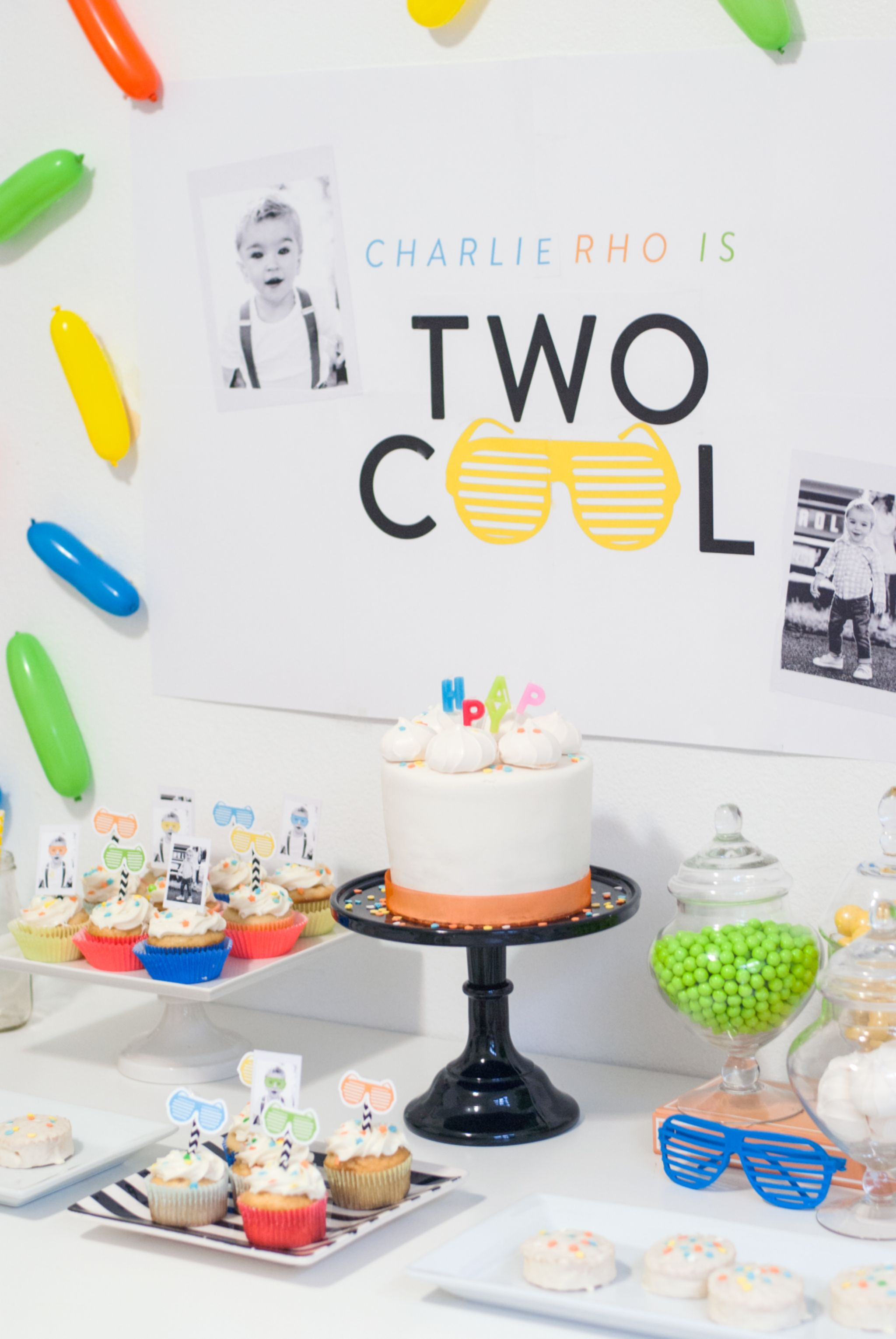 Best A Two Cool Birthday Party That Ll Have You Reaching For This Month