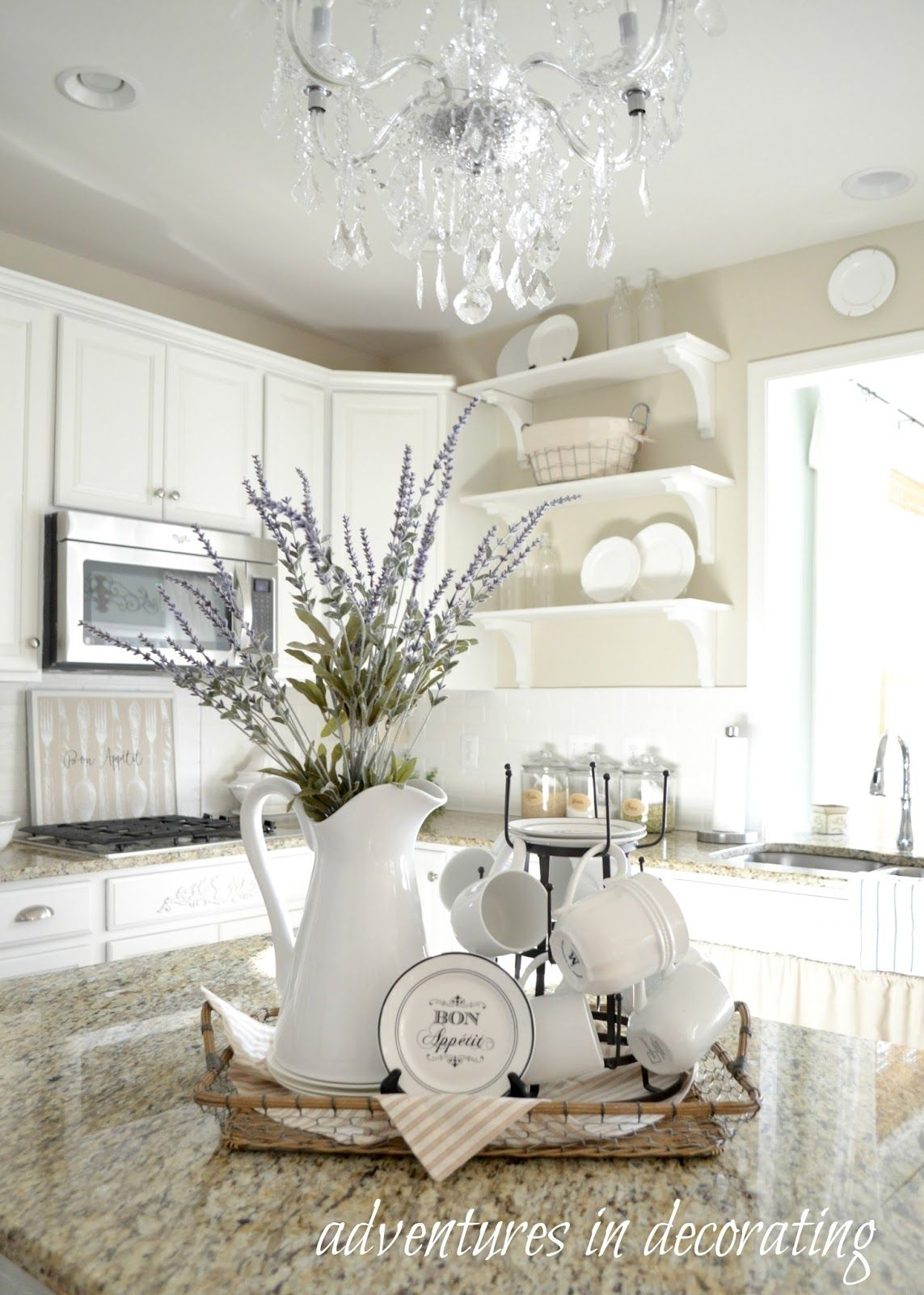 Best Adventures In Decorating Our Summer Kitchen Our 2016 This Month