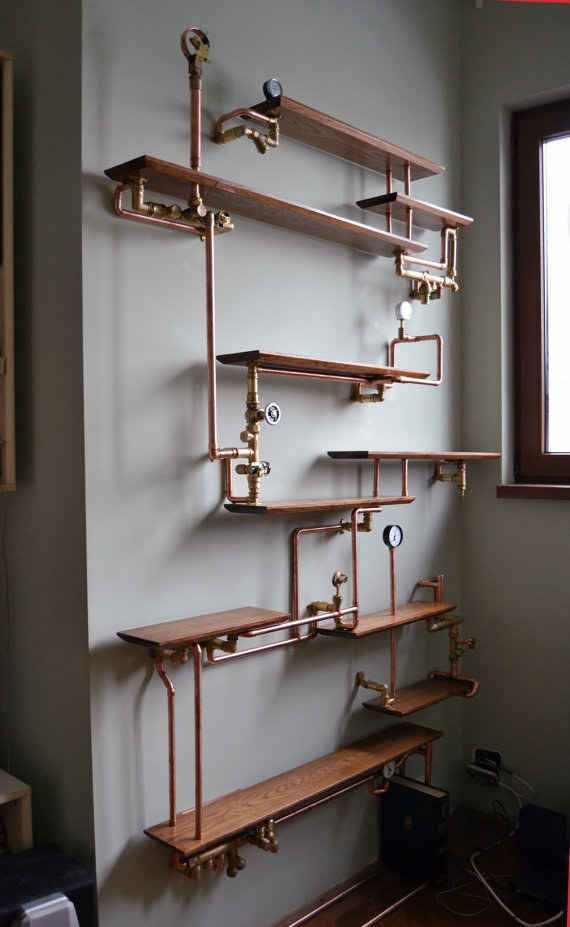 Best 18 Steampunk Decor Flourishes That Will Make Any Room Badass This Month