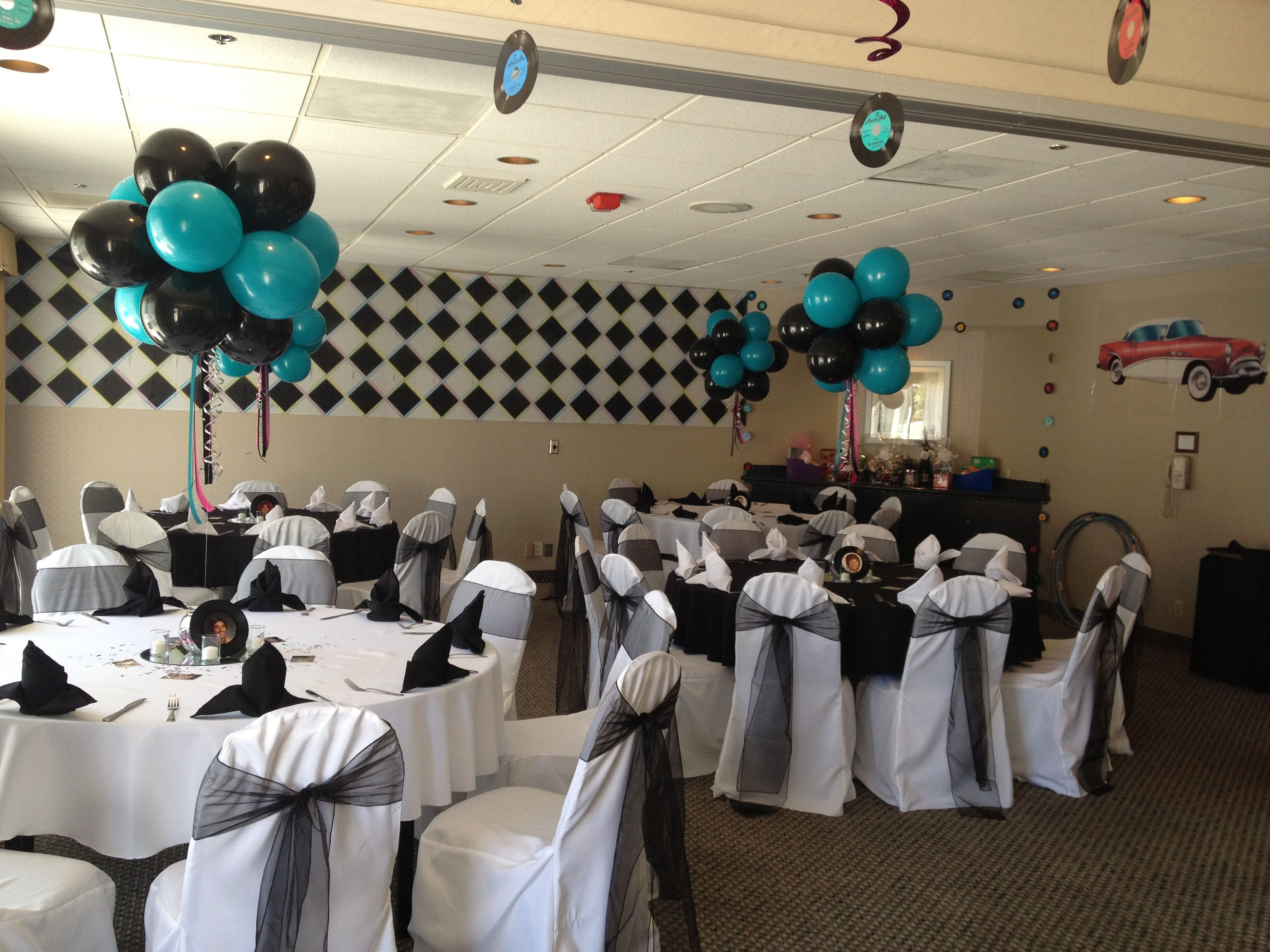 Best 1950 S Party Decorations Birthday Ideas 1950S Party This Month