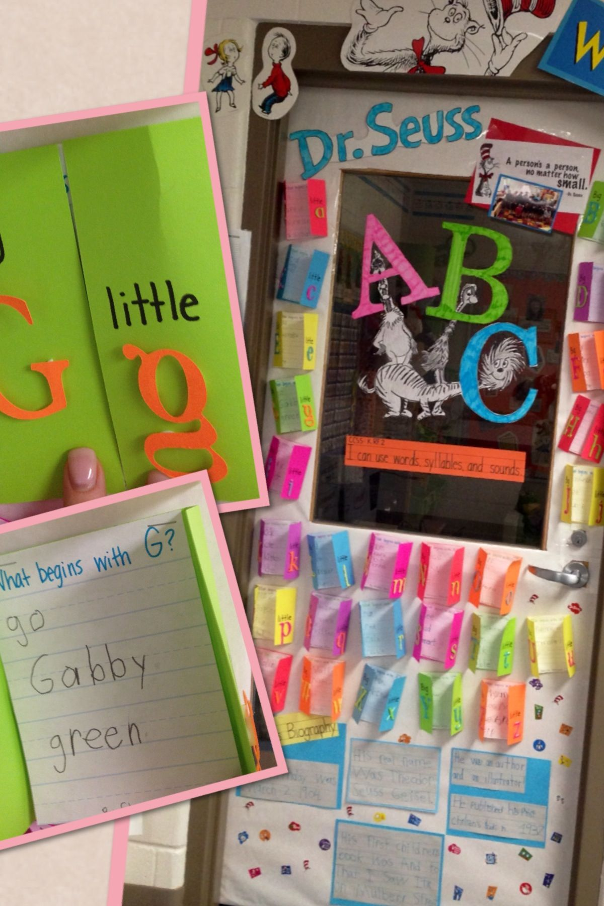 Best Dr Seuss S Birthday Celebration Door Decorating Idea For This Month