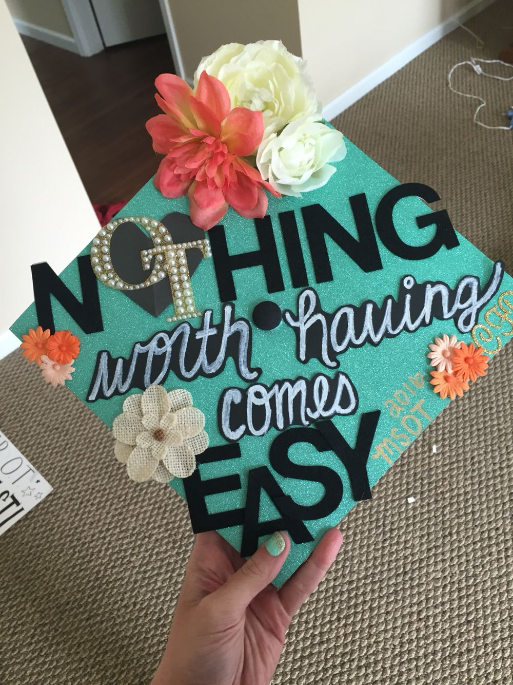 Best My Graduation Cap Occupationaltherapy This Month
