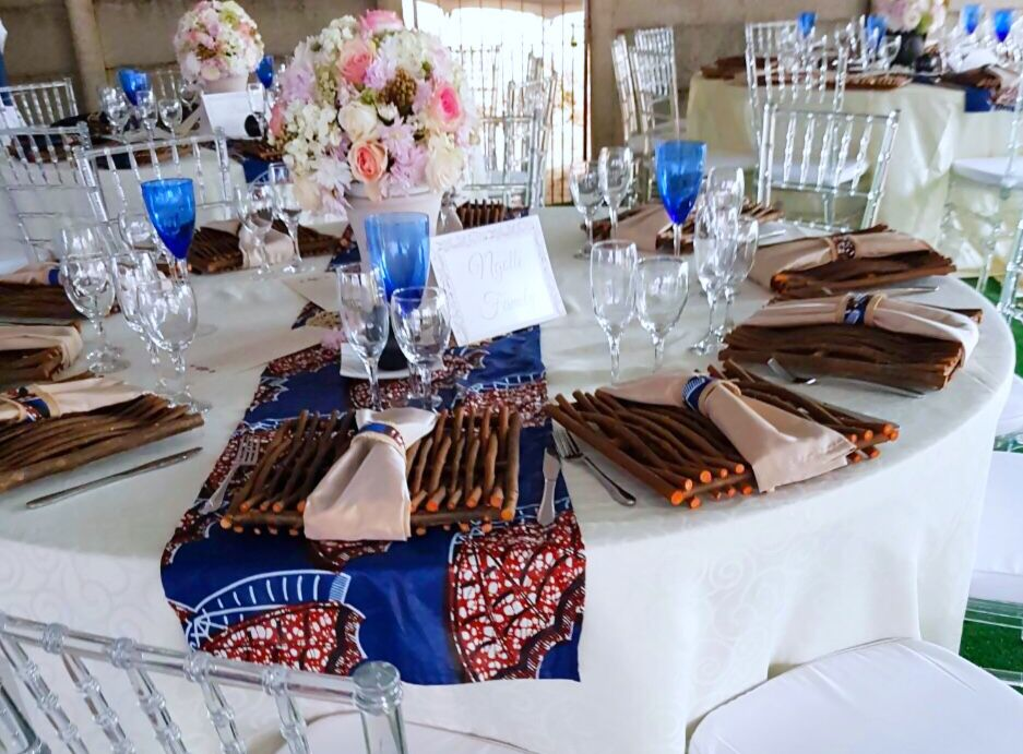 Best African Traditional Wedding Decor By Shonga Events This Month