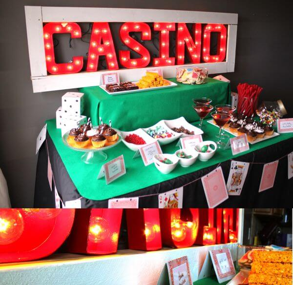 Best How To Make Homemade Casino Games Top Diy Casino Party This Month