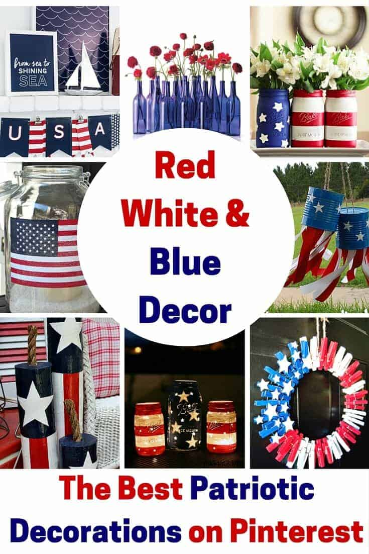 Best 12 Red White And Blue Decoration Ideas Princess Pinky Girl This Month