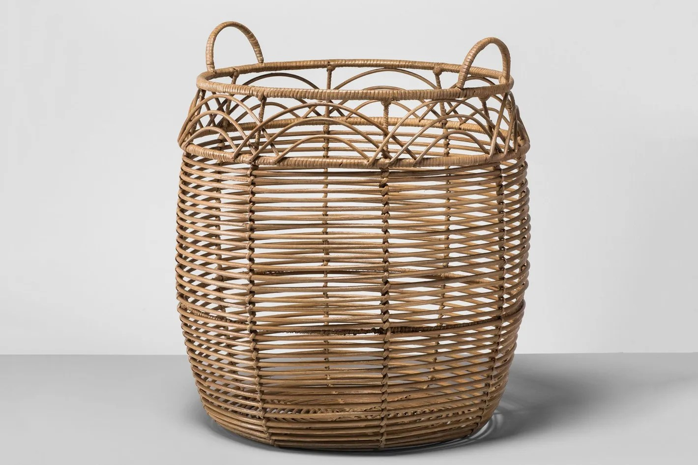 Best 23 Wicker Storage Baskets That Look Like Decor 2018 This Month