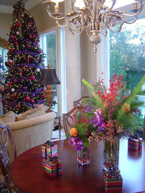 Best Elegant Christmas Decorations Houzz This Month