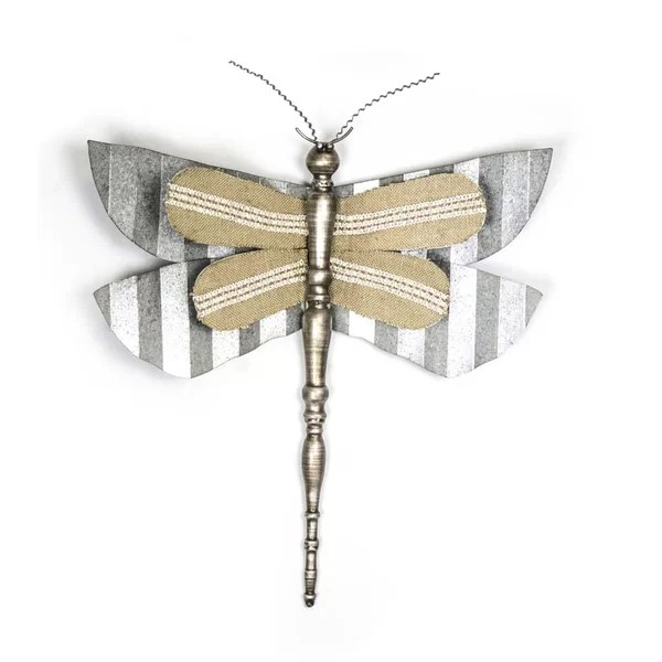 Best Metal Dragonfly Wall Decor Joss Main This Month