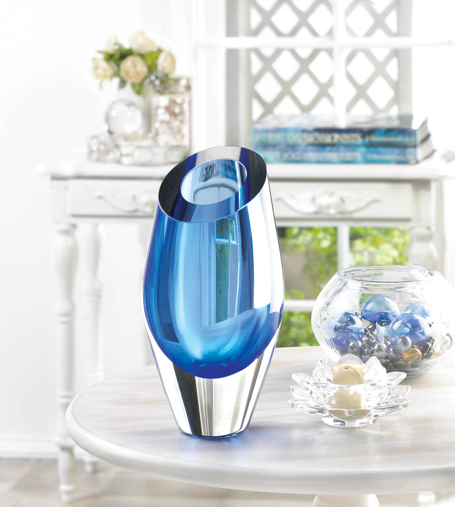 Best Blue Cut Glass Vase Wholesale At Koehler Home Decor This Month