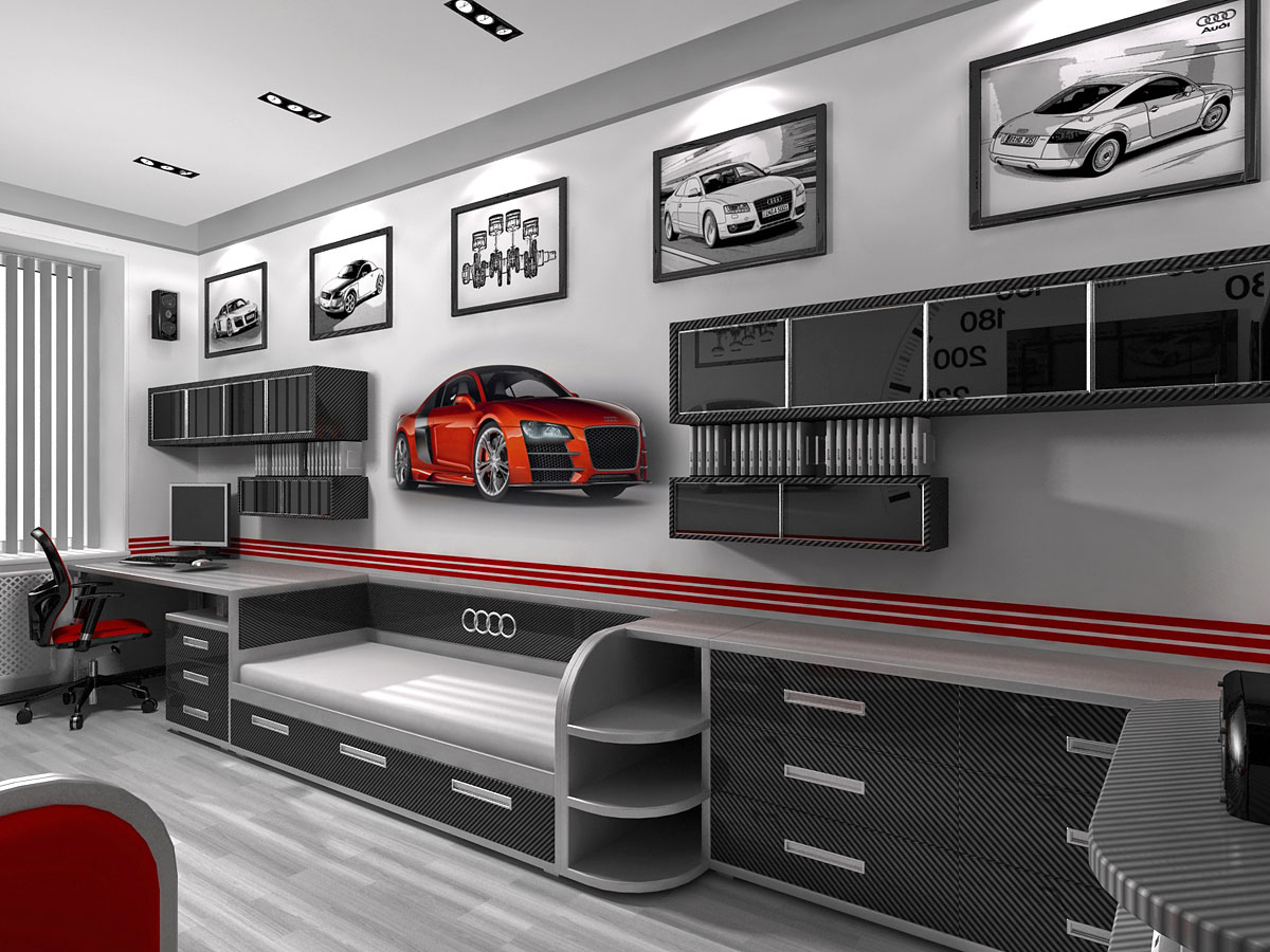 Best Amazing Car Themed Room Decor Ideas – Mind Food This Month