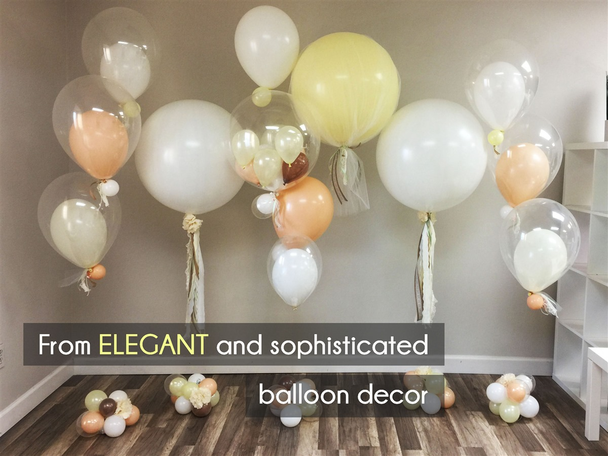 Best Balloon Decorations Nj Billingsblessingbags Org This Month