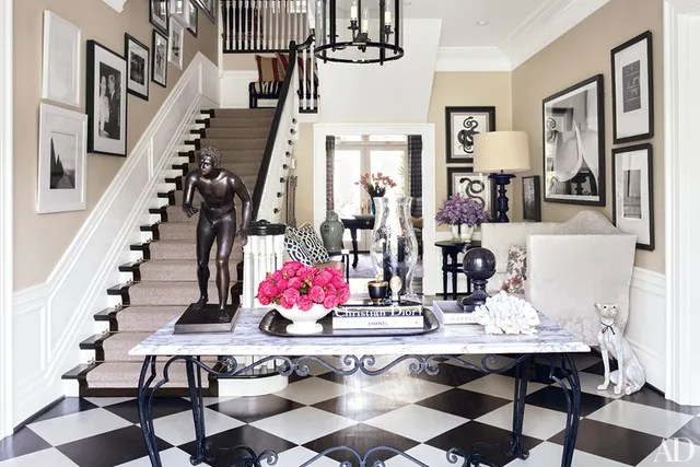 Best Black And White Floors That Make A Statement Photos This Month