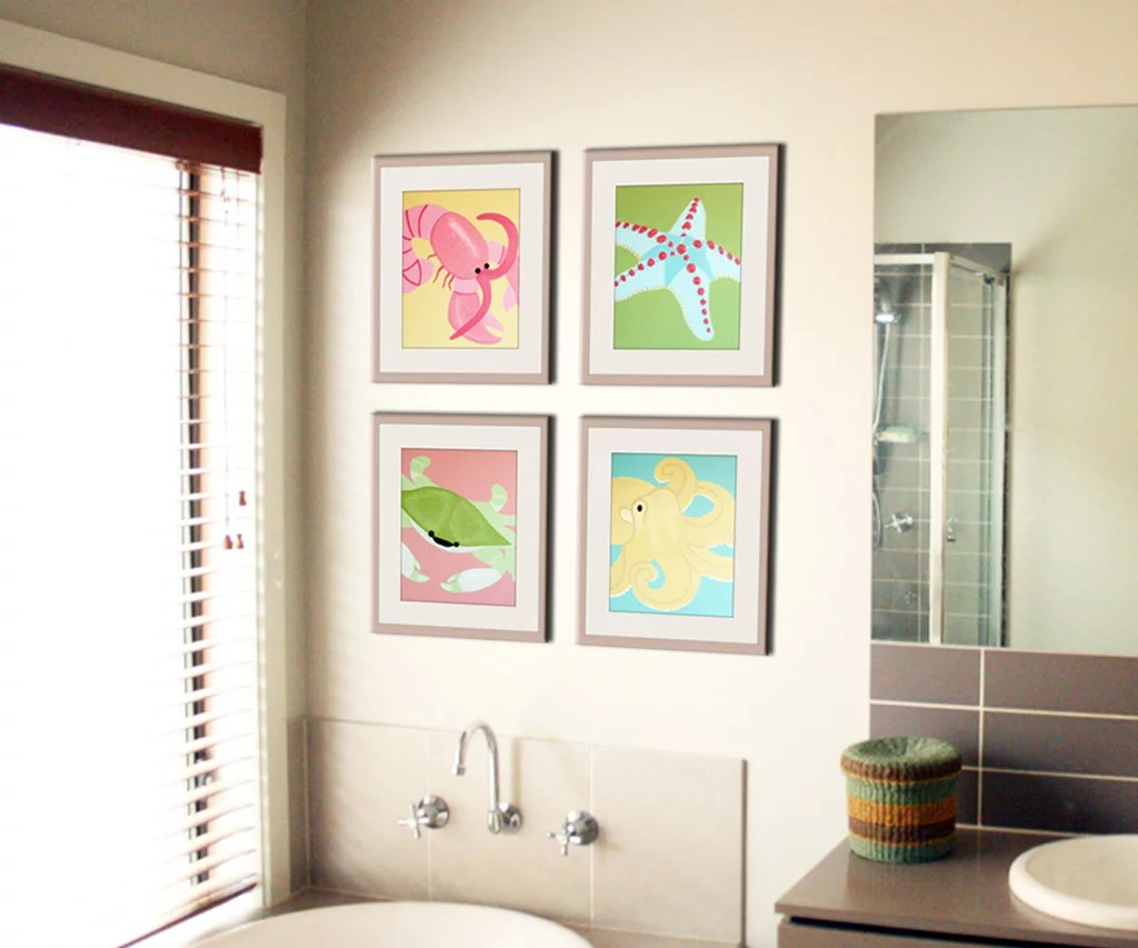 Best Bathroom Art For Kids Kids Bathroom Decor Ideas This Month