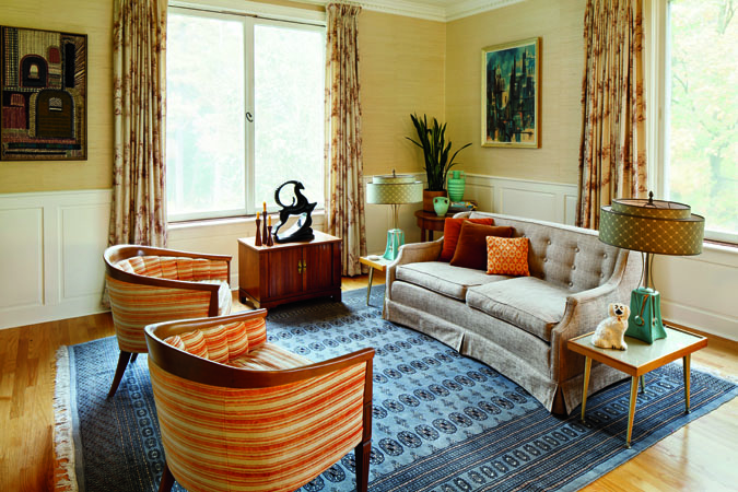 Best 1950S Home Decor In Lenox Massachusetts House Tour This Month