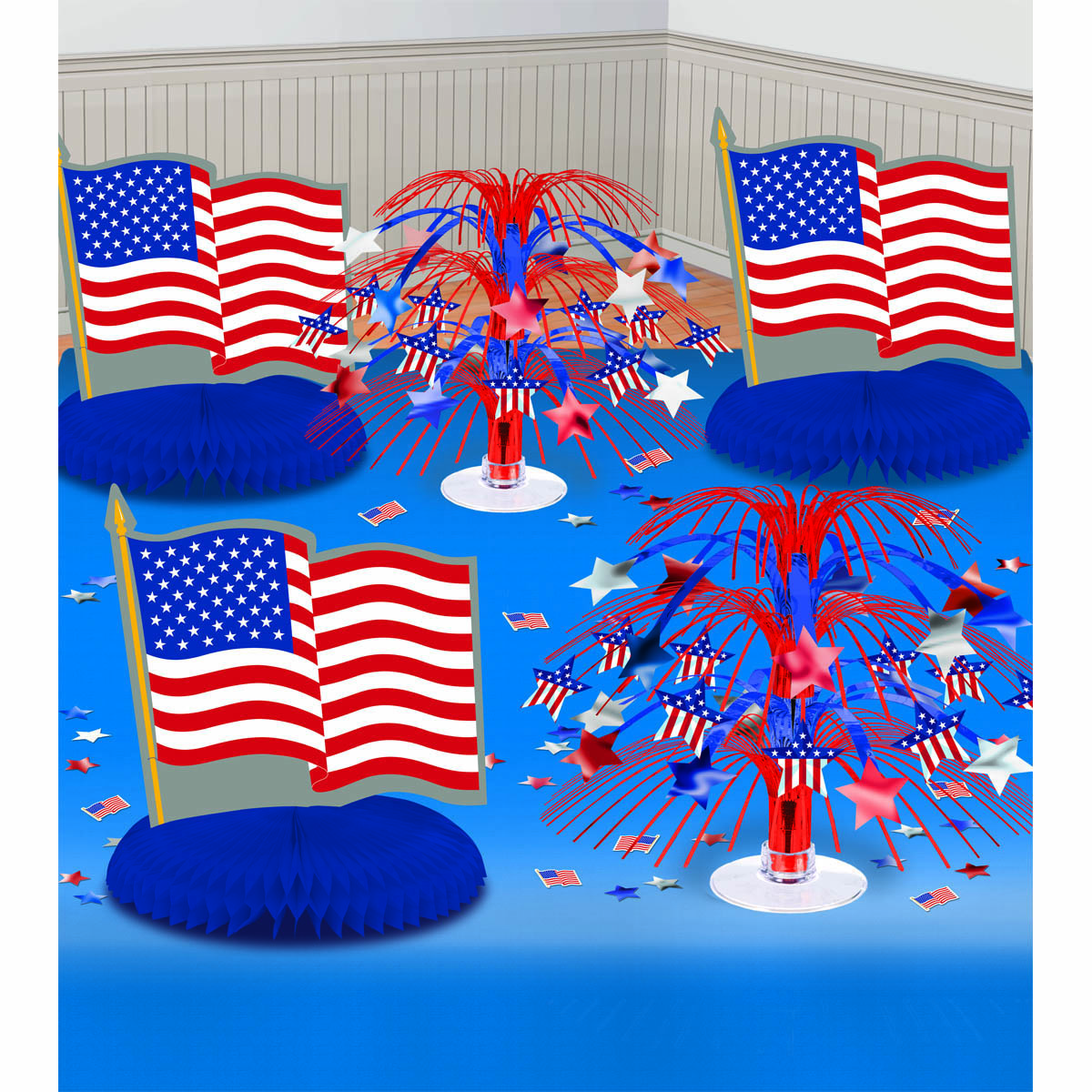 Best Patriotic Decorating Kits For The 4Th Of July – Flag Blog This Month