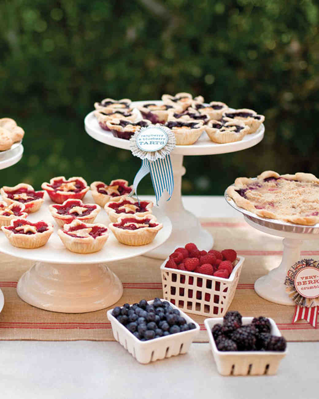 Best Dessert Table Ideas From Real Weddings Martha Stewart This Month