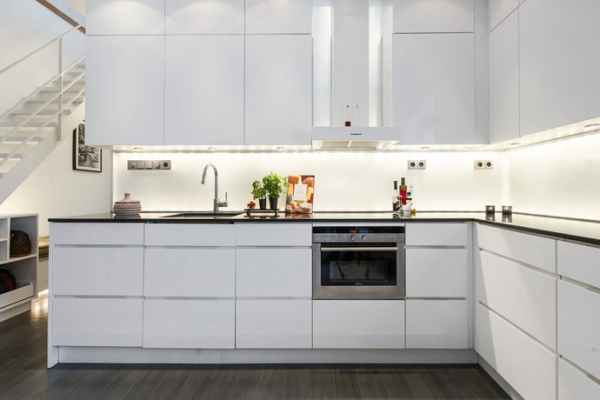 Best Black White Kitchen Designs – Adorable Home This Month