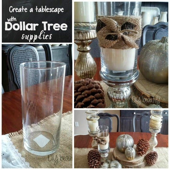 Best Dollar Tree Anniversary Celebration And A Diy Tablescape This Month