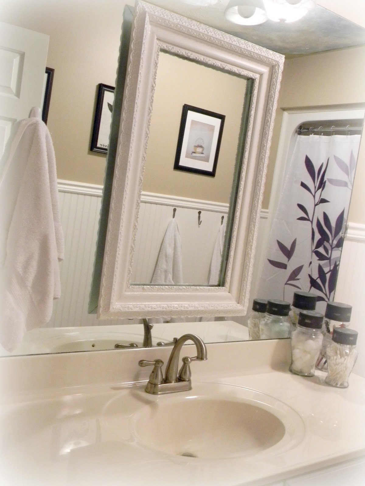 Best Forever Decorating Guest Bathroom Tour This Month