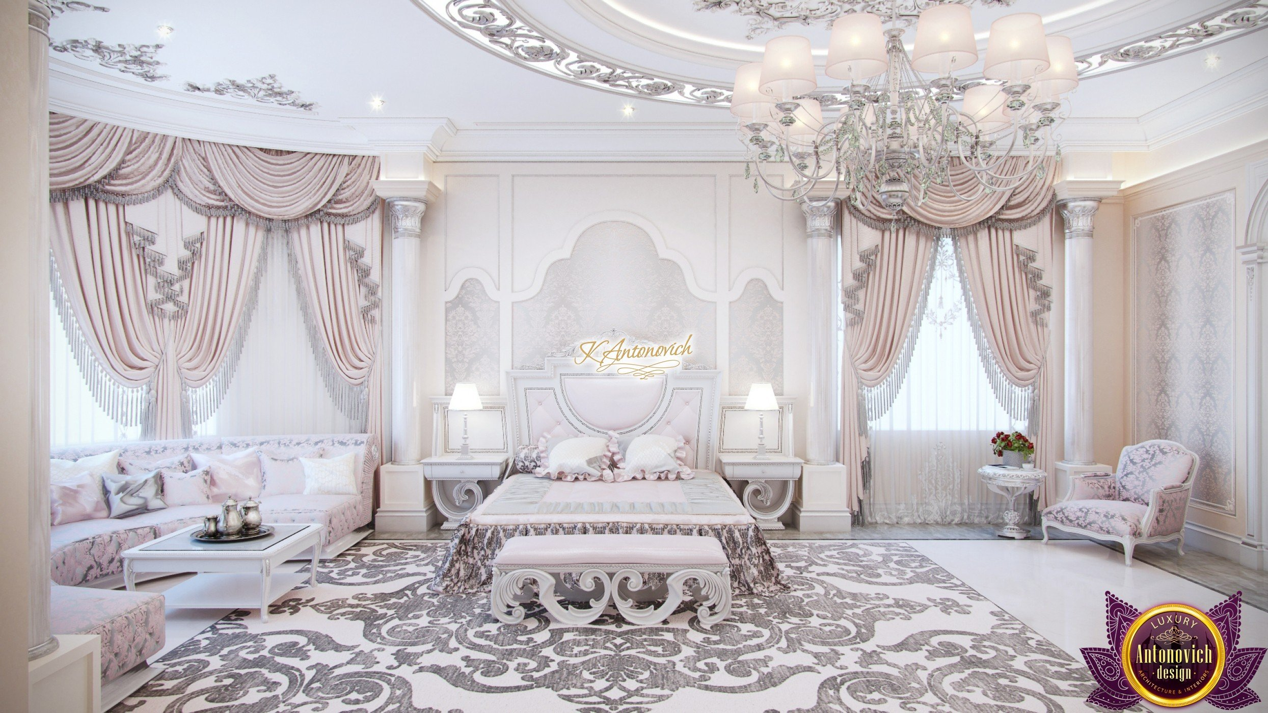 Best Beautiful Bedrooms This Month