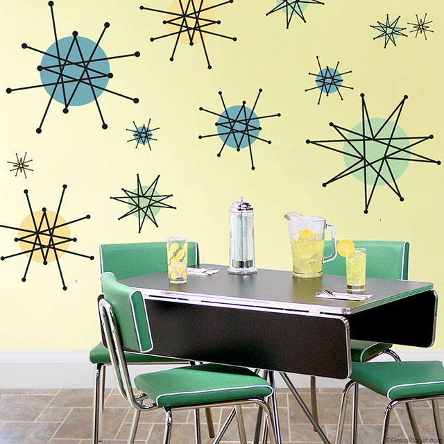 Best 50S Decorating Tips From Retro Planet This Month