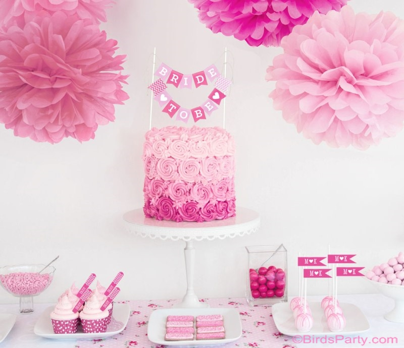 Best Diy Bridal Shower Wedding Decorations Party Ideas This Month