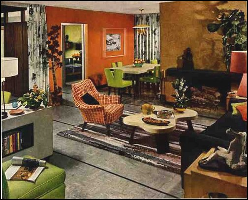 Best Decorating Theme Bedrooms Maries Manor Retro Mod Style This Month