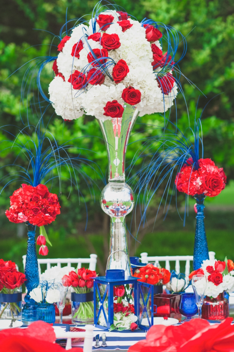 Best Eclectic Red White And Blue Wedding Ideas Every Last This Month