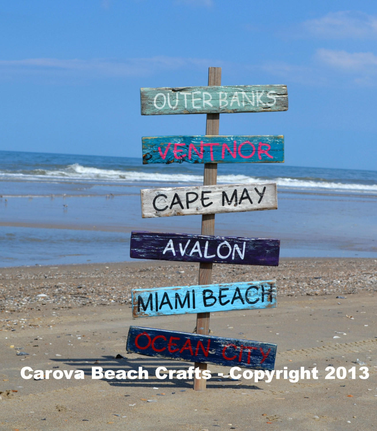 Best Beach Decor Beach Sign Custom Colors From Soflco Com This Month
