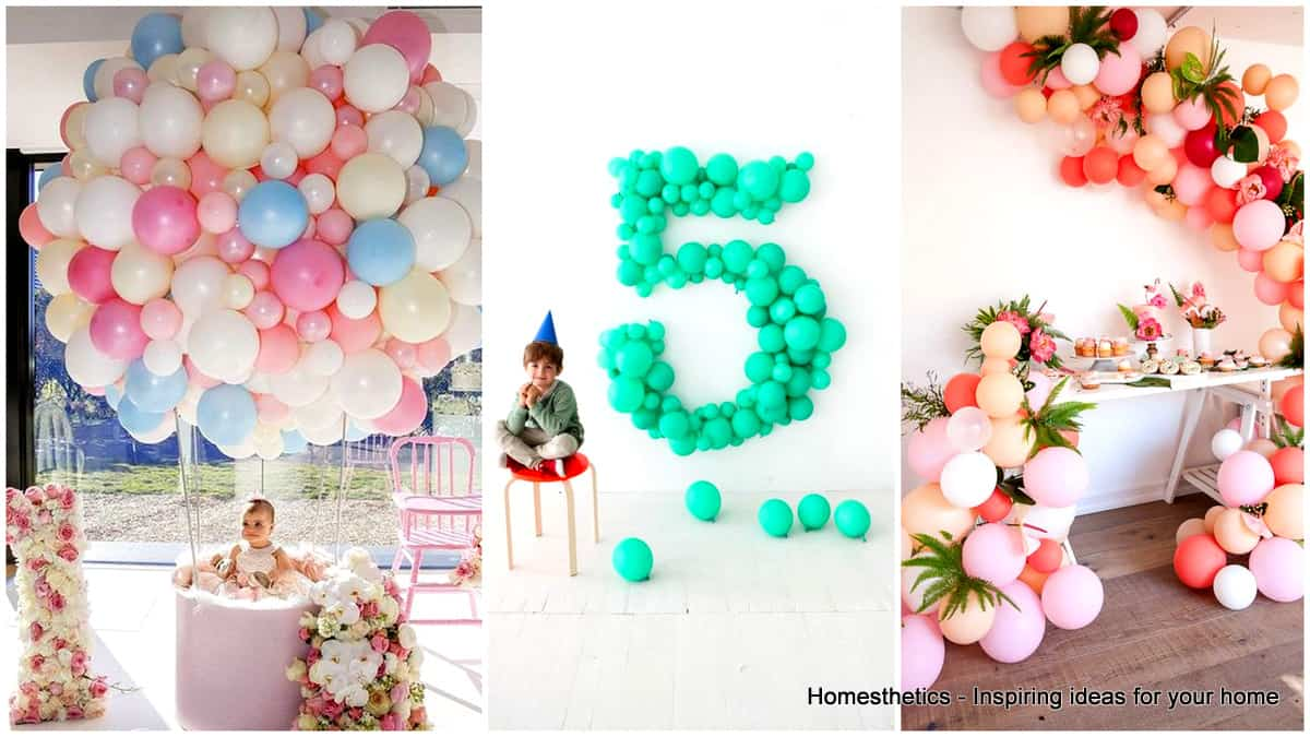 Best 35 Simply Splendid Diy Balloon Decorations For Your This Month