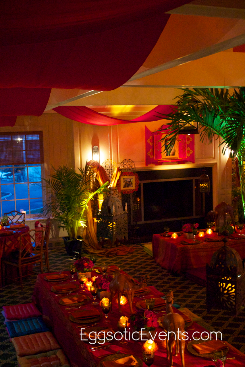 Best Moroccan Decor At Bedens Brook Club • Skillman New Jersey This Month