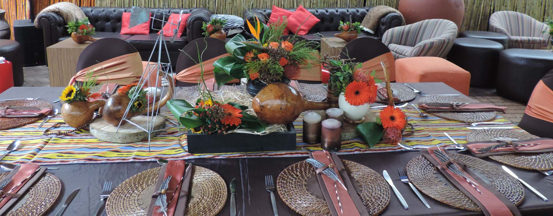Best Traditional Wedding Decor Hire For African Weddings This Month