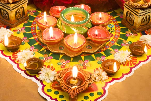 Best Diwali Decor Ideas For Home – Fashion In India – Threads This Month