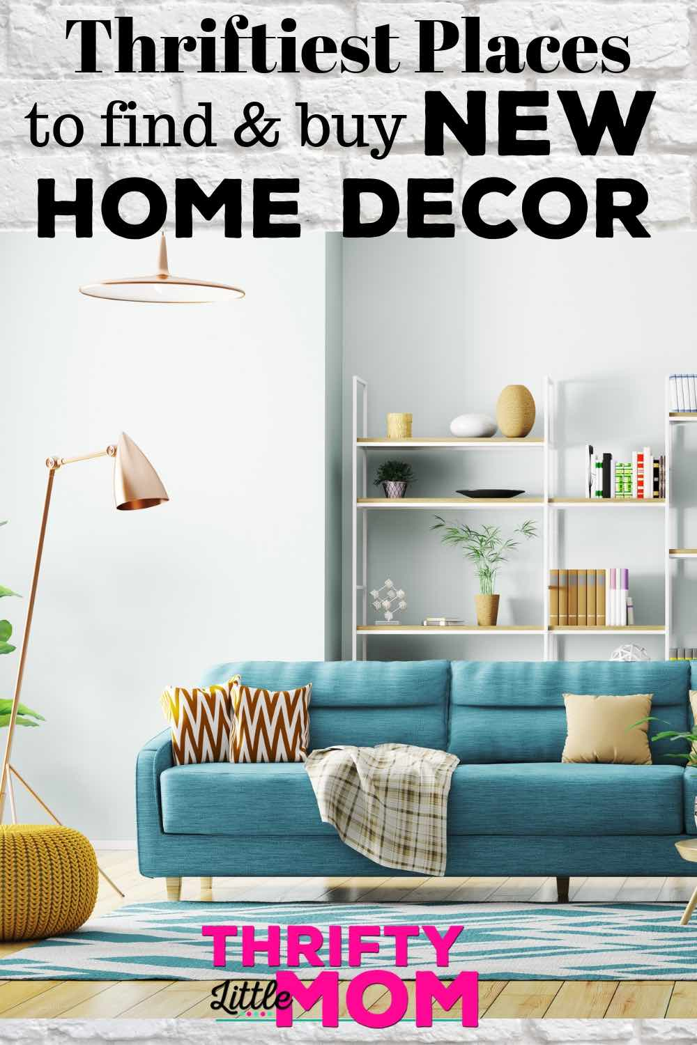 Best Thriftiest Places Near You For Home Decor Furniture This Month