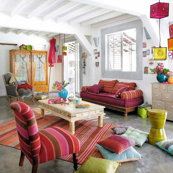 Best Boho Room Decor Ideas – How To Create Bohemian Chic Interiors This Month