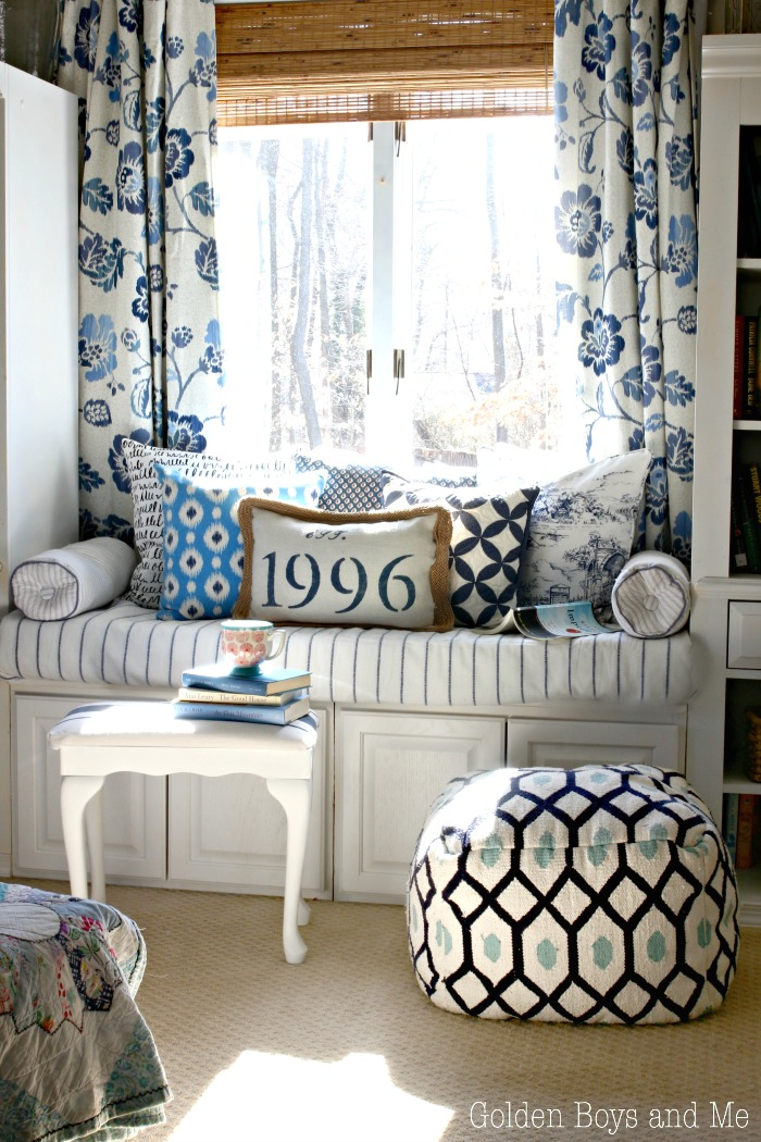 Best Golden Boys And Me Blue White Master Bedroom This Month