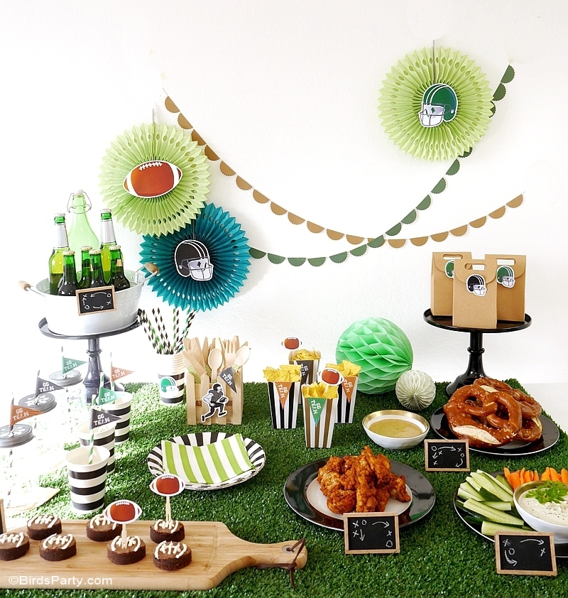 Best How To Host A Fab Super Bowl Party Party Ideas Party This Month