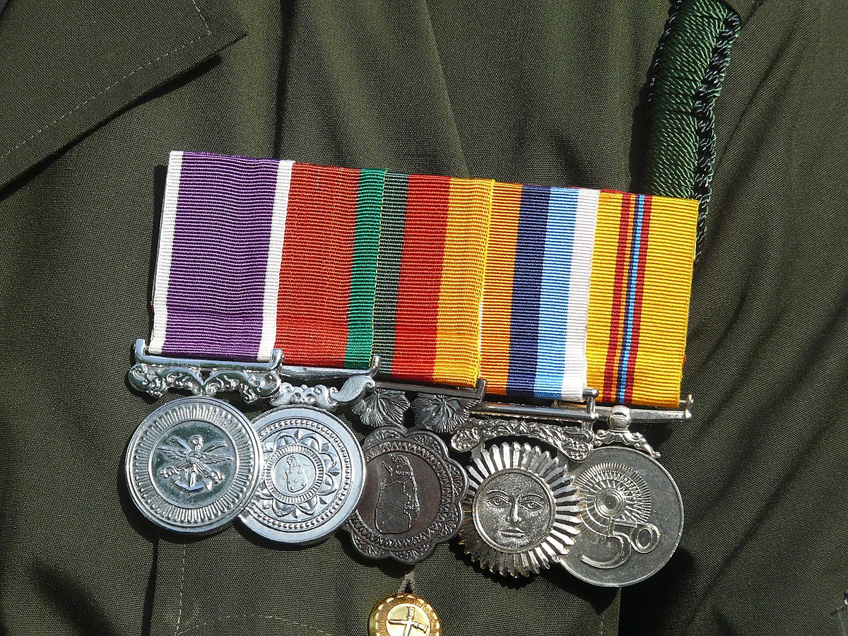 Best Military Awards And Decorations Of Sri Lanka Wikipedia This Month