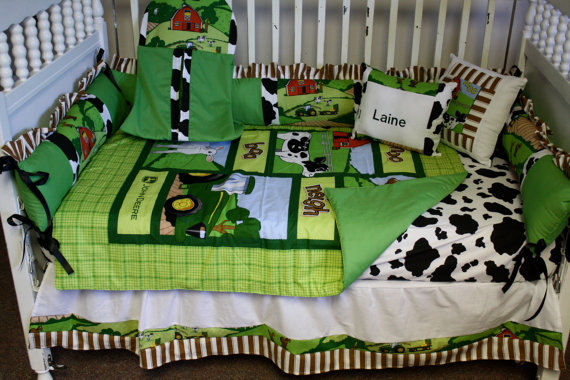 Best John Deere Crib Sets Get The Baby Room You Ve Always Wanted This Month