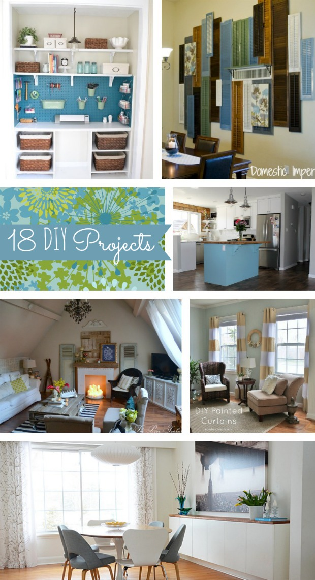 Best 18 Do It Yourself Projects Home Stories A To Z This Month