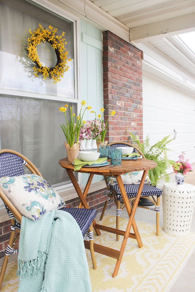 Best 20 Beautiful Spring Porch And Patio Ideas This Month