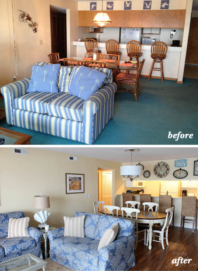 Best Topsail Beach Condo Renovation Pretty Handy Girl This Month